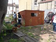 CEB volunteer day 15-5-15 Peckham London-12
